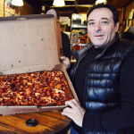 Prince Street Pizza owner Frank