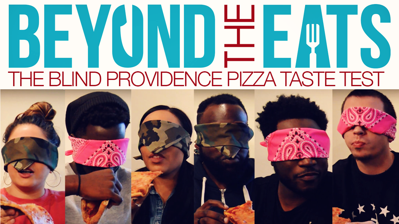 blind Providence pizza taste test