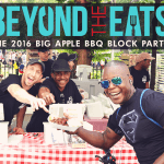 14th Annual Big Apple BBQ NYC 2016 -