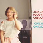 julia choi give me baby one more bite